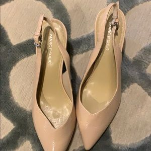Marc Fisher  Preowned sling back shoe